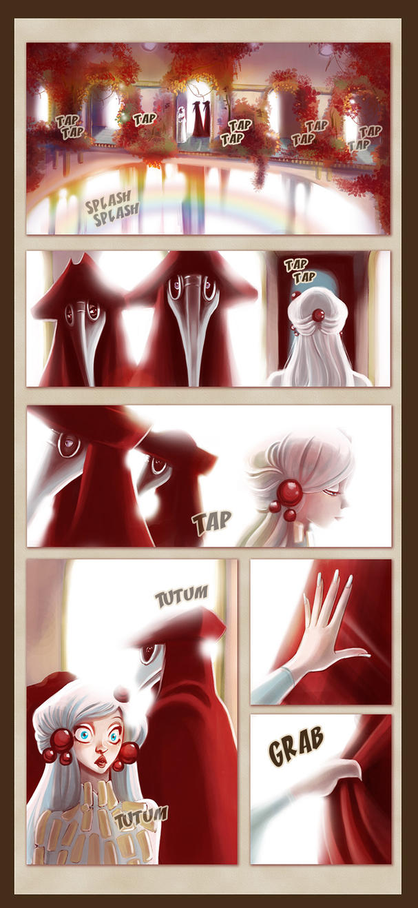 Webcomic - TPB - Chapter 2 - page 18 by Dedasaur