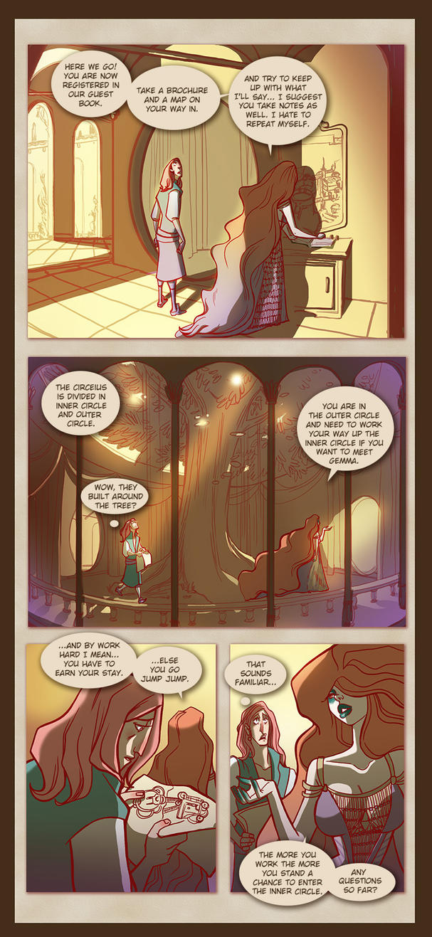 Webcomic - TPB - Chapter 3 - page 4 by Dedasaur