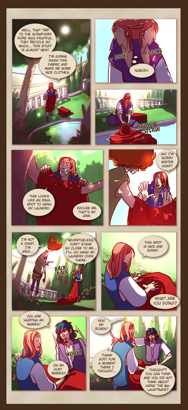 Webcomic - TPB - Chapter 3 - page 14 by Dedasaur