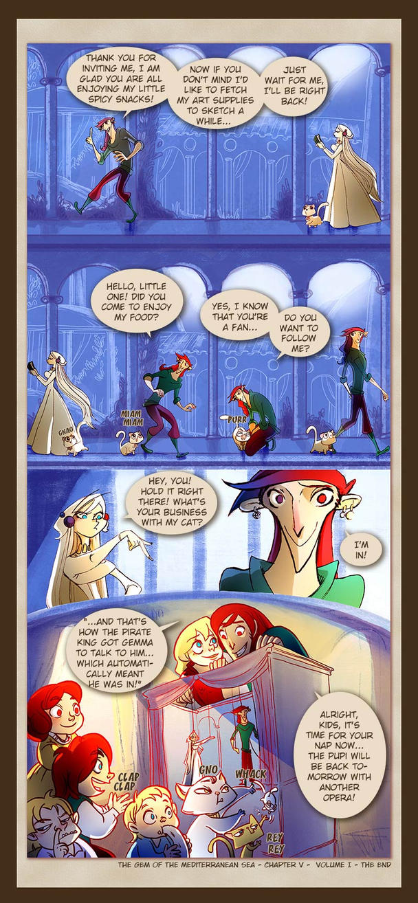 Webcomic - TPB - Chapter 5 - page 12 by Dedasaur