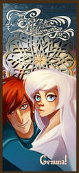 Webcomic - TPB - Chapter 8 - Cover