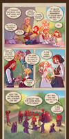 Webcomic - TPB - Chapter 11 - Page 20 by Dedasaur