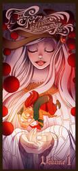 Webcomic - TPB - Volume 1 - Cover by Dedasaur