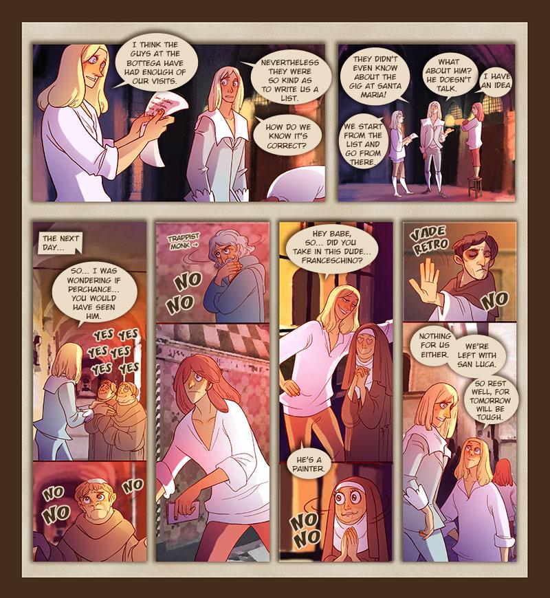 TPB - Murder in Bologna - Page 32 by Dedasaur