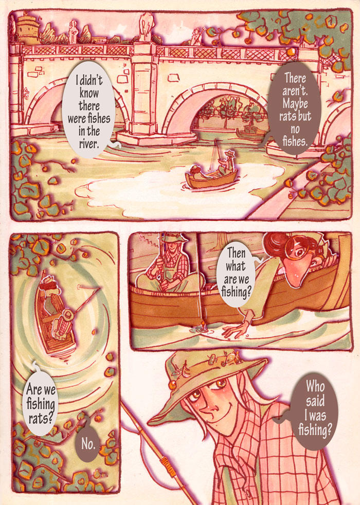 The Flower and the Nose Page 56 by Dedasaur