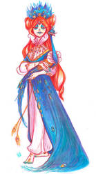 Circe - sacred by Dedasaur