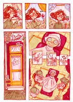 The Flower and the Nose Page 107 by Dedasaur