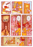 The Flower and the Nose Page 117 by Dedasaur