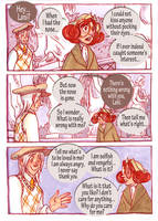 The Flower and the Nose Page 136 by Dedasaur