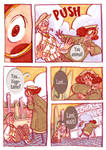 The Flower and the Nose Page 144 by Dedasaur