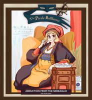 TPB - Abduction from the Serraglio - Cover by Dedasaur