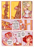 The Flower and the Nose Page 167 by Dedasaur