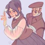 Goldenice - Delightfully Victorian Tales by Dedasaur