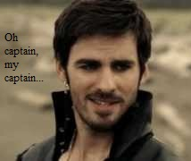 Captain Hook: oh captain, my captain by couleur-du-ciel