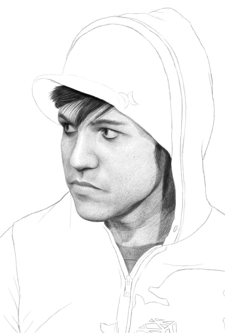 Pete Wentz- step1 by tincek-marincek