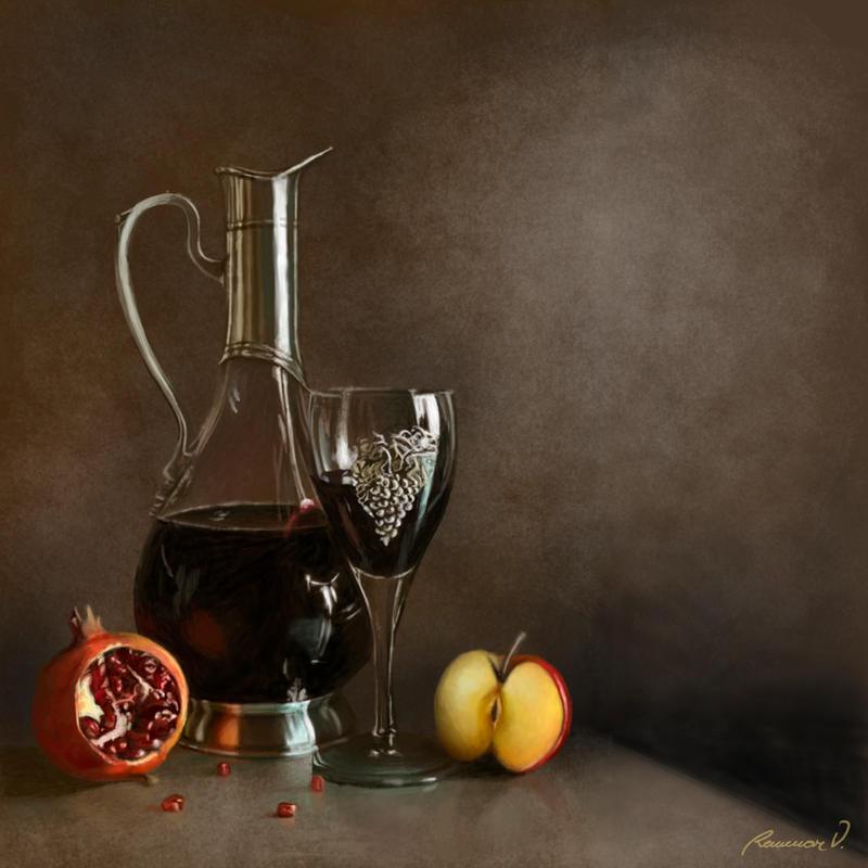 Still life by tincek-marincek