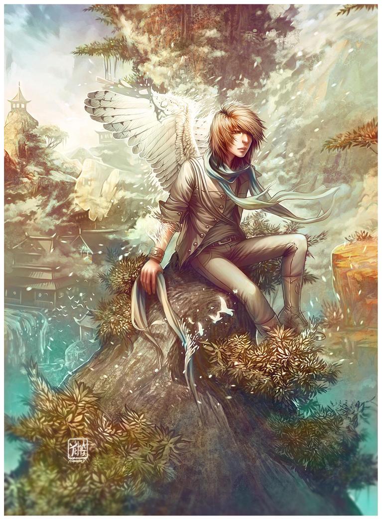 magical world by tincek-marincek