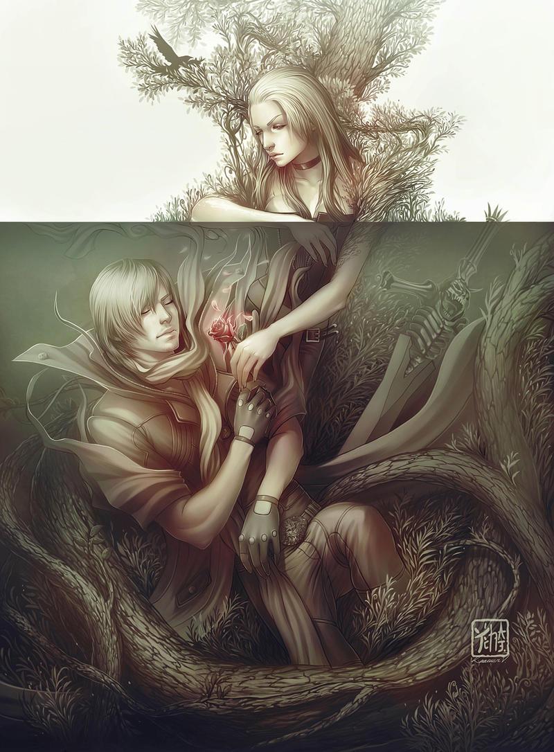 +my rose+ by tincek-marincek
