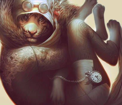 steampunk forever by Valentina-Remenar