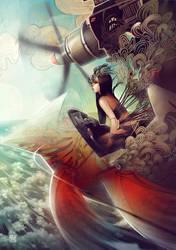 fantasy flight by Valentina-Remenar