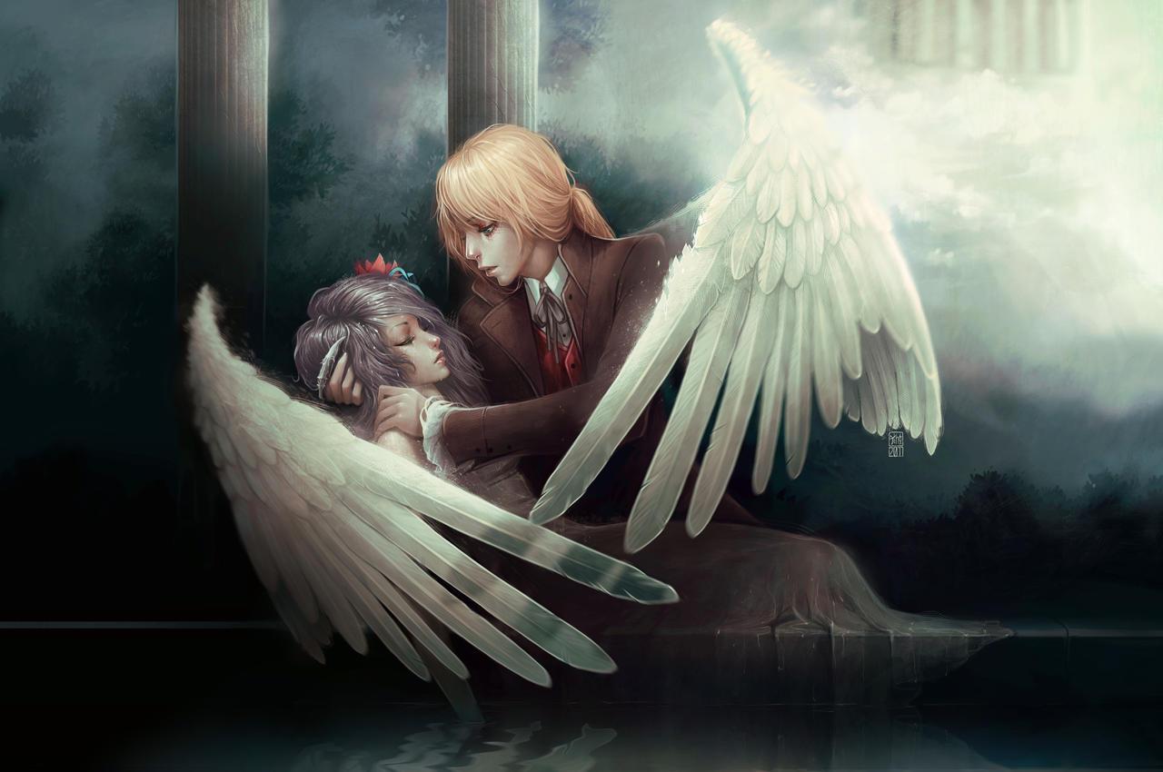 sweet dreams or a nightmare by tincek-marincek
