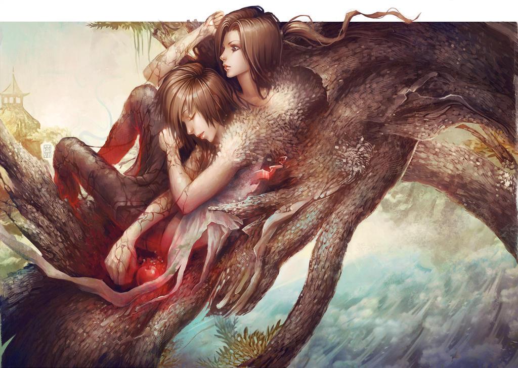 forbidden fruit by tincek-marincek