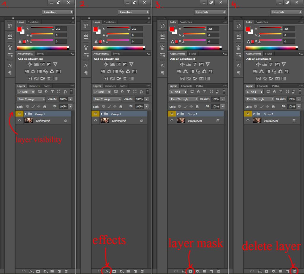Photoshop basics2-basic by tincek-marincek