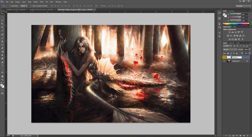 Photoshop basics2 by tincek-marincek