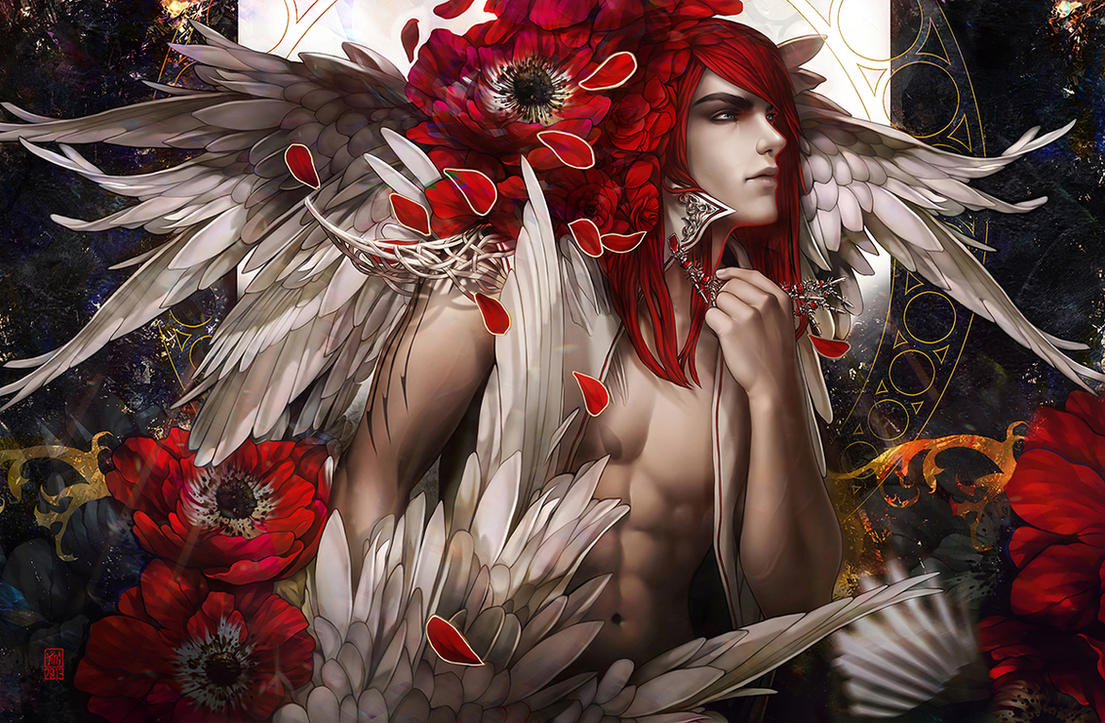 Heaven VS Hell by tincek-marincek