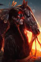 Wild Spirit by Valentina-Remenar
