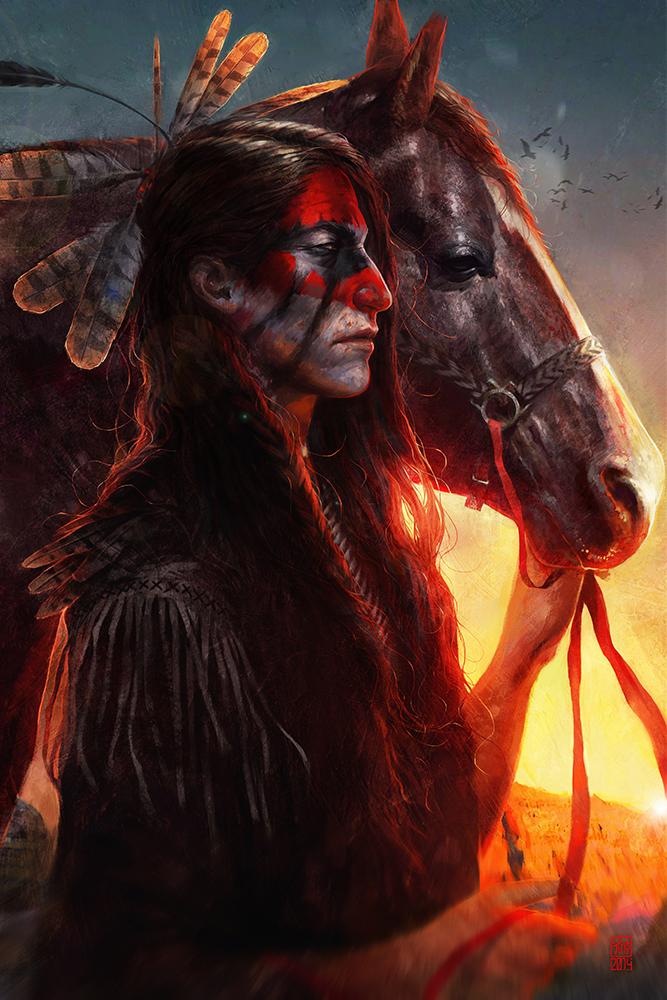 Wild Spirit by tincek-marincek