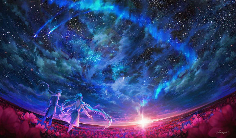 Path To The Horizon by tincek-marincek
