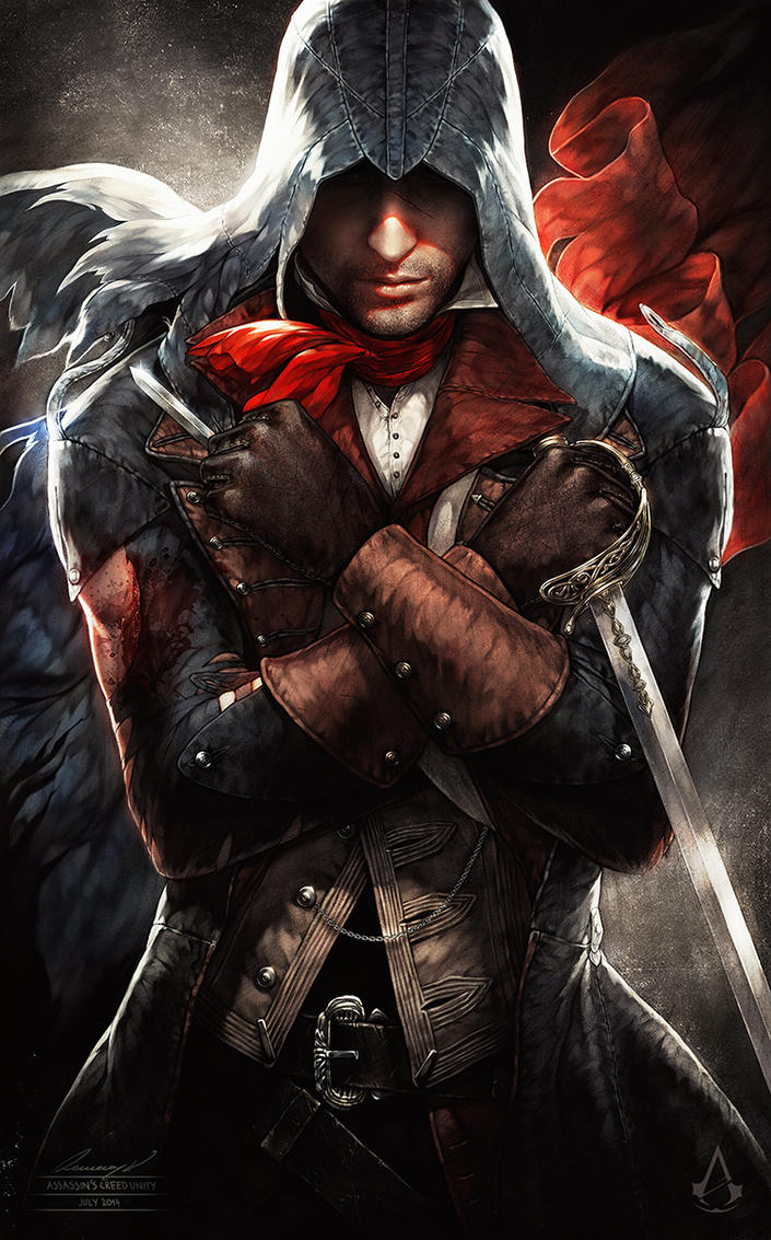 Votre assassin (d'Assassin's Creed :p) favori | Hooper.fr
