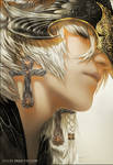 Threads artbook - White Swan preview