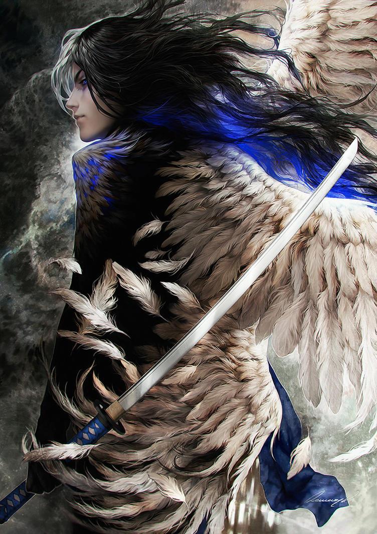Fallen Angels by tincek-marincek