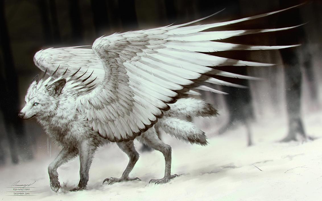 Spread My Wings by Valentina-Remenar