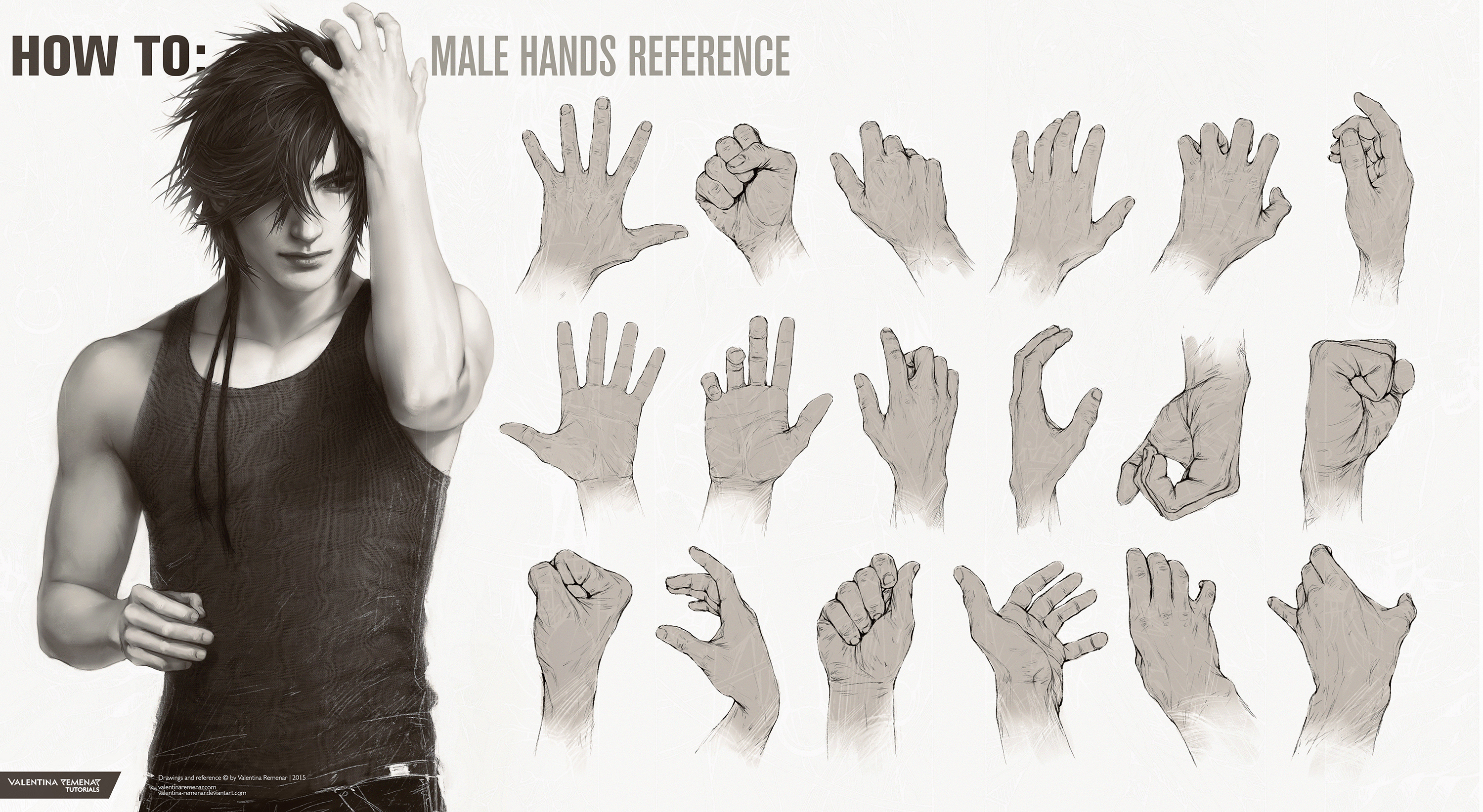 reference senshistock 2 990 239 how to male hands reference