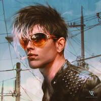 Troublemaker by Valentina-Remenar