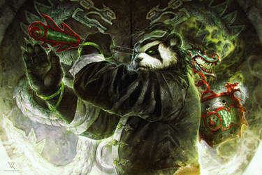 Pandaren - World of Warcraft