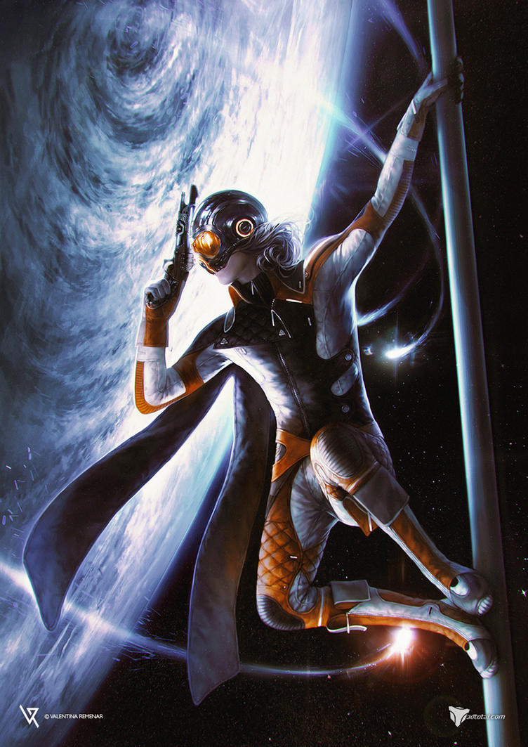 Zero Gravity by Valentina-Remenar