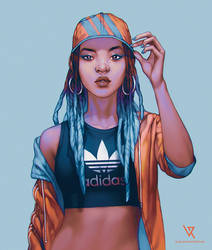 Adidas + VIDEO by Valentina-Remenar