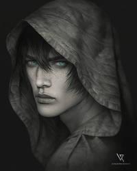 Drowning Eyes by Valentina-Remenar