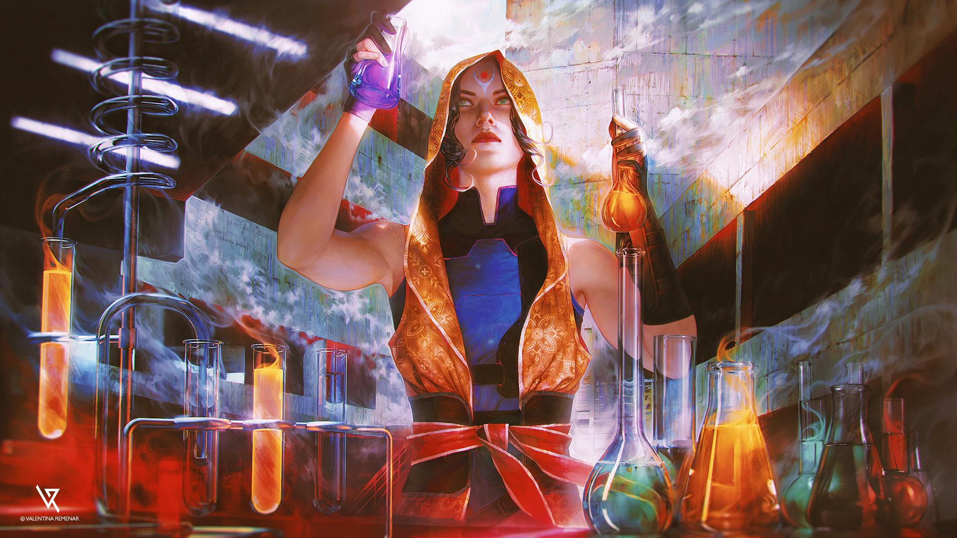 Agents of Mayhem - RAMA by Valentina-Remenar