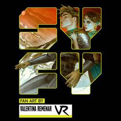 SYFY - logo by Valentina-Remenar