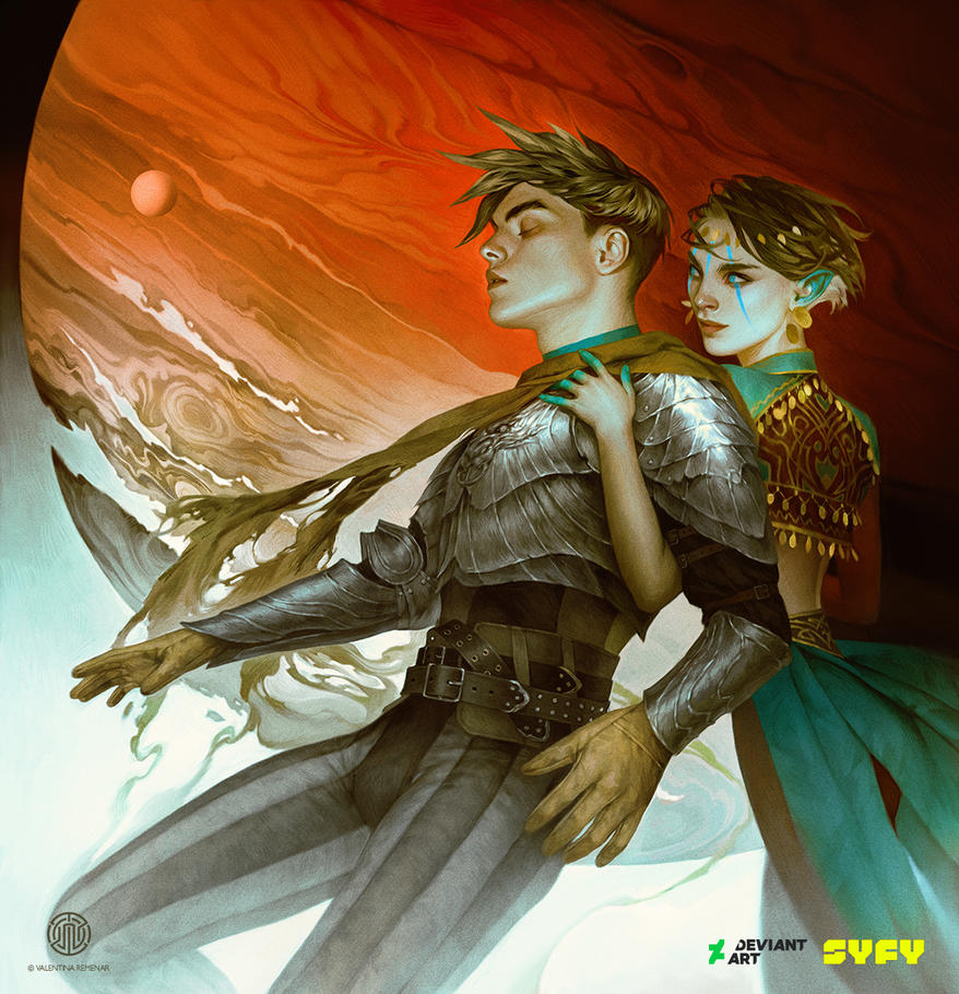 SYFY by Valentina-Remenar