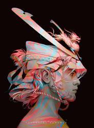 Samurai by Valentina-Remenar