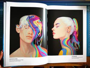 Chroma artbook preview by Valentina-Remenar