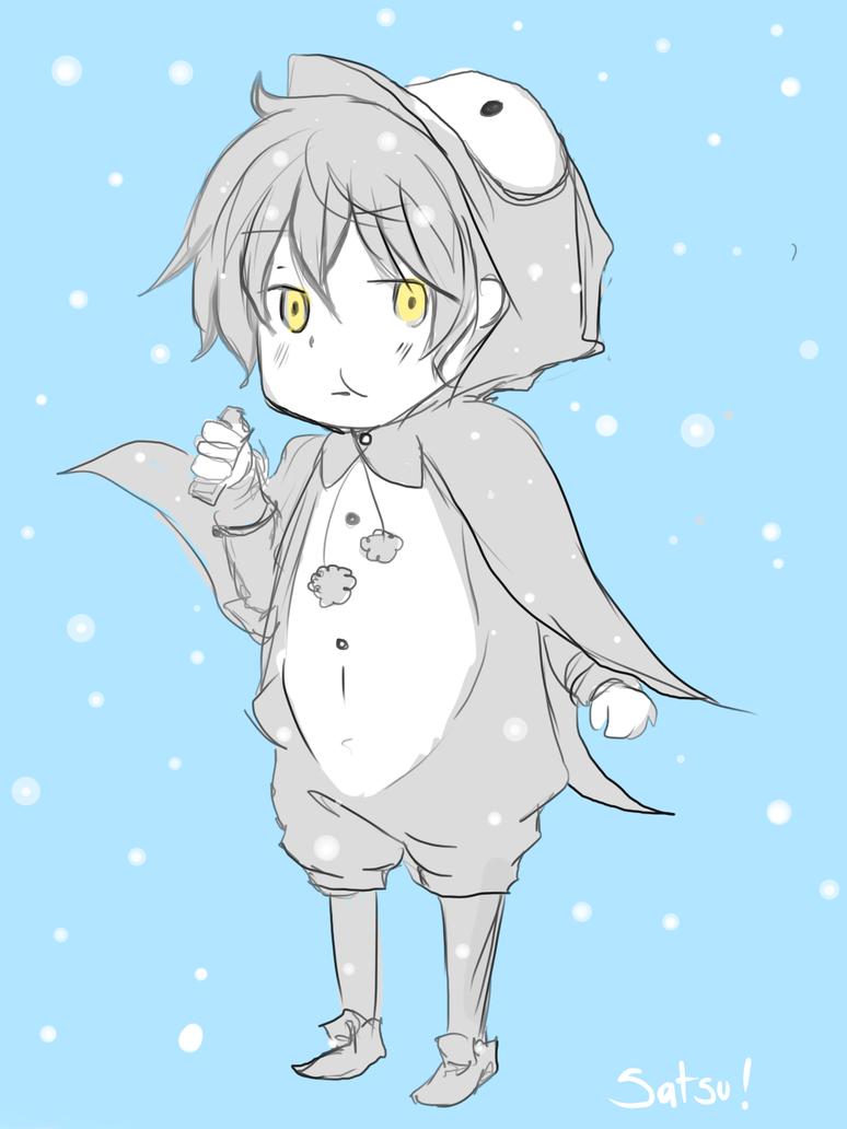 Pinguino (chile) by satsuki-shi