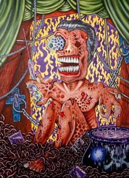 Jim Jones in Hell