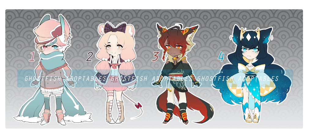 COLLABORATION AUCTION BATCH 1 [CLOSED] by bloodcube